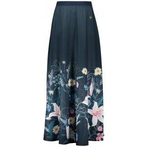 Dámská sukně KIXMI LILLY TMAVĚ MODRÁ