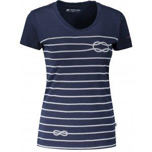 Dámské triko ALPINE PRO MARINA 2 LTST718 MODRÁ