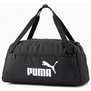 Sportovní taška PUMA PHASE SPORTS BAG PUMA BLACK