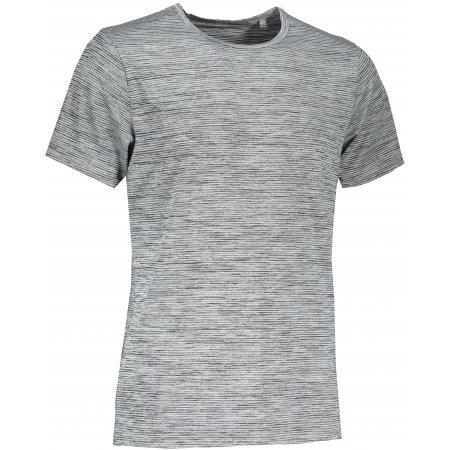Pánské funkční triko ALPINE PRO MIAN MTST588 ČERNÁ