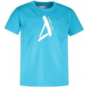 Dětské triko ALTISPORT ALK014138 TYRKYSOVÁ