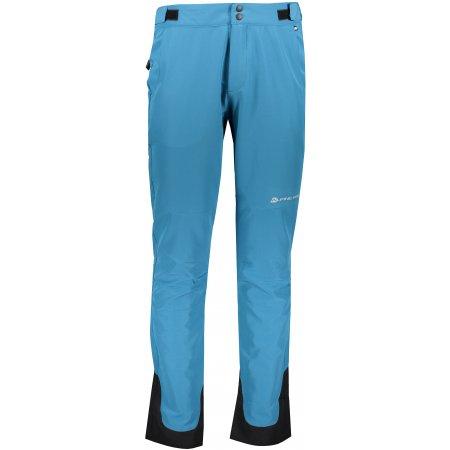 Pánské softshellové kalhoty ALPINE PRO SPID MPAT489 MODRÁ