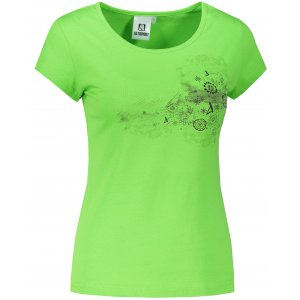 Dámské triko ALTISPORT ALW042122 APPLE GREEN