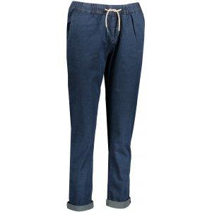 Dámské kalhoty ALPINE PRO DARJA LPAT428 TMAVĚ MODRÁ