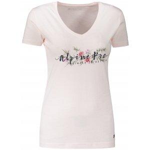 Dámské triko ALPINE PRO KERPA 5 LTST719 RŮŽOVÁ