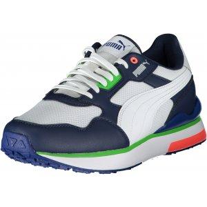 Pánské sportovní boty PUMA R78 FUTURE PEACOAT/PUMA WHITE/PUMA WHITE