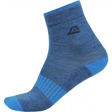 Dětské ponožky ALPINE PRO WERBO KSCT019 MODRÁ