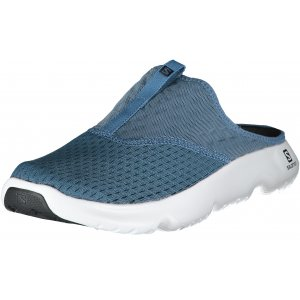 Pánské pantofle SALOMON REELAX SLIDE  5.0 L41278100 MODRÁ/MODRÁ/BÍLÁ