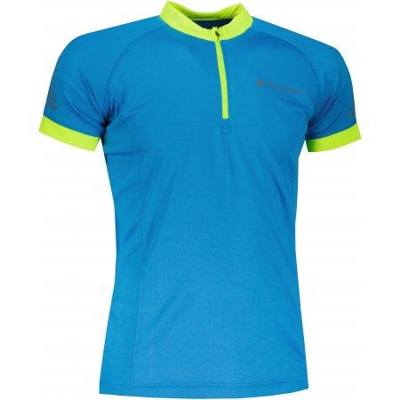 Pánské funkční triko ALPINE PRO SORAN MTST351 MODRÁ