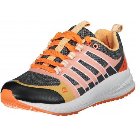 Dámské sportovní boty ALPINE PRO CARROLA LBTT298 ORANŽOVÁ
