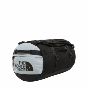 Cestovní taška/batoh THE NORTH FACE GILMAN DUFFEL S TNF BLACK/MID GREY