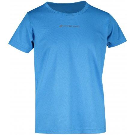 Dětské funkční triko ALPINE PRO HOTO 2 KTST162 MODRÁ