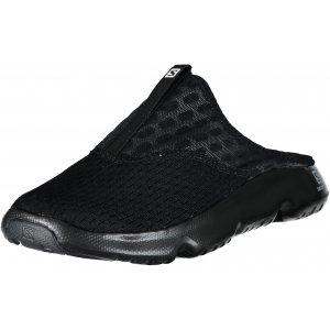 Dámské pantofle SALOMON REELAX SLIDE  5.0 W L41278600 ČERNÁ/ČERNÁ/ČERNÁ
