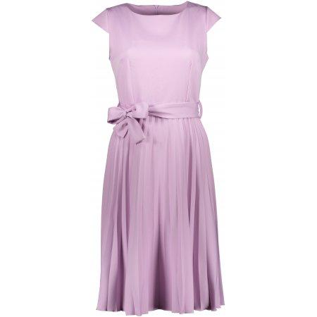 Dámské šaty NUMOCO A311-6 SVĚTLE RŮŽOVÁ