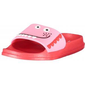 Dětské boty ALPINE PRO AKOTO KBTT290 ČERVENÁ