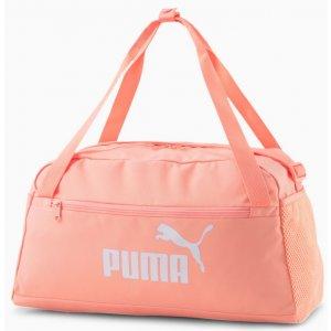 Sportovní taška PUMA PHASE SPORTS BAG APRICOT BLUSH