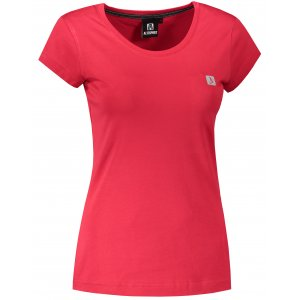 Dámské premium triko ALTISPORT ALW065154 FORMULA RED