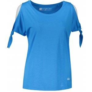Dámské triko s krátkým rukávem ALTISPORT TRUDA LTST773 MODRÁ
