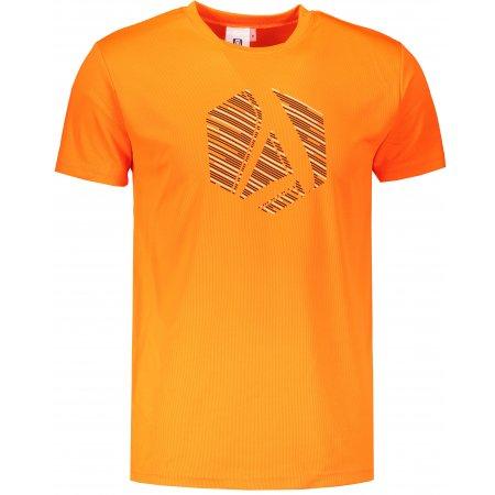 Pánské funkční triko ALTISPORT ALM033124 NEON ORANGE