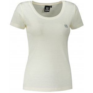 Dámské premium triko ALTISPORT MERINO ALW065158 MANDLOVÁ
