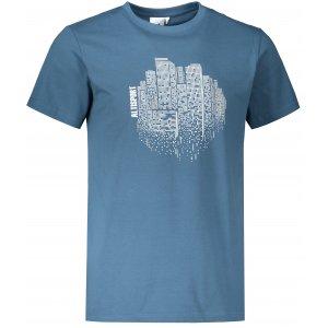Pánské triko ALTISPORT ALM060129 DENIM