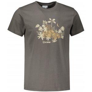 Pánské triko ALTISPORT ALM059129 TMAVÁ BŘÍDLICE