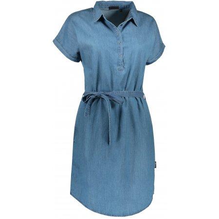 Dámské šaty ALTISPORT THAGA LSKT323 MODRÁ