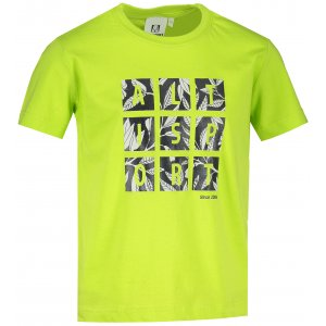 Dětské triko ALTISPORT ALK063138 LIMETKOVÁ
