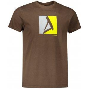 Pánské triko ALTISPORT ALM069129 ARMY