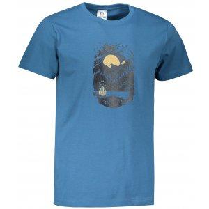 Pánské triko ALTISPORT ALM082129 DENIM