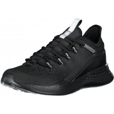 Pánské boty PEAK RUNNING SHOES E11437H ALL BLACK