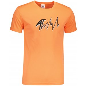 Pánské funkční triko ALTISPORT ALM109124 NEON MANDARINE