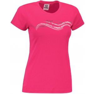 Dámské funkční triko ALTISPORT ALW085140 NEON PINK