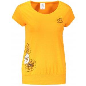 Dámské triko ALTISPORT ALW106120 TANGERINE ORANGE