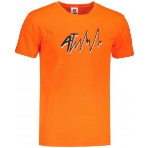 Pánské funkční triko ALTISPORT ALM109124 NEON ORANGE