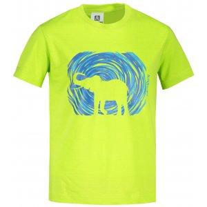 Dětské triko ALTISPORT ALK090138 LIMETKOVÁ