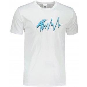 Pánské funkční triko ALTISPORT ALM109124 BÍLÁ