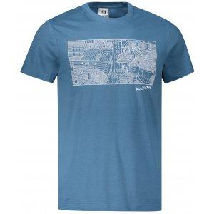 Pánské triko ALTISPORT ALM120129 DENIM