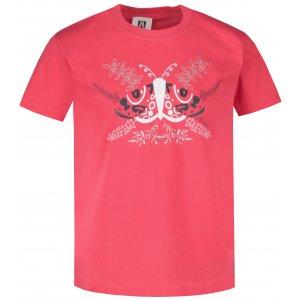 Dětské triko ALTISPORT ALK124138 MALINOVÁ