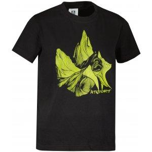 Dětské triko ALTISPORT ALK123138 ČERNÁ