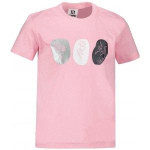 Dětské triko ALTISPORT ALK119138 SVĚTLE RŮŽOVÁ