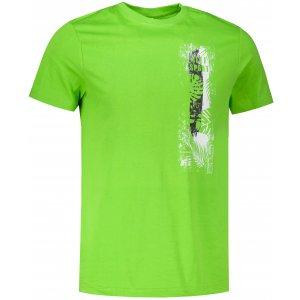 Pánské triko ALTISPORT ALM118129 APPLE GREEN