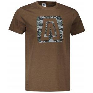 Pánské triko ALTISPORT ALM114129 ARMY