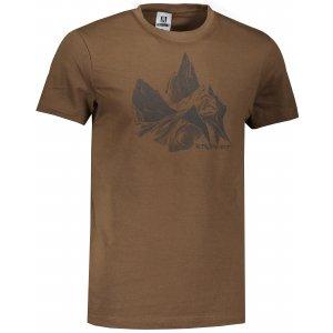 Pánské triko ALTISPORT ALM123129 ARMY