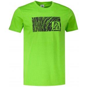 Pánské triko ALTISPORT ALM126129 APPLE GREEN