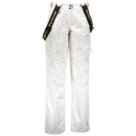 Dámské zimní kalhoty ENVY CALUMET BÍLÁ