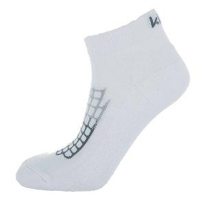 Pánské sportovní ponožky KILPI MIDDLAN-M BÍLÁ