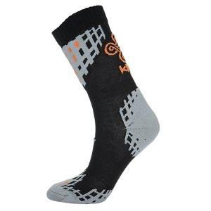 Sportovní ponožky KILPI BEATRICE-M ČERNÁ