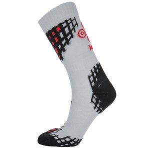 Sportovní ponožky KILPI BEATRICE-M ŠEDÁ