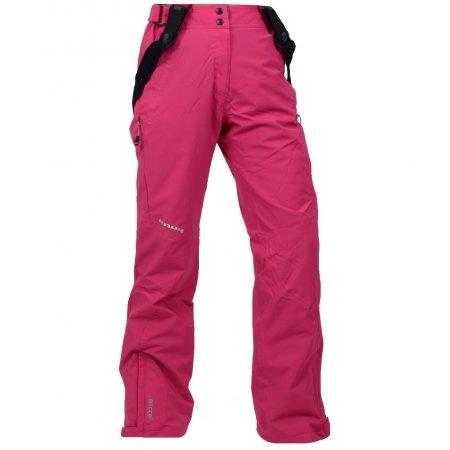 Dámské lyžařské kalhoty ENVY LOSA RŮŽOVÁ